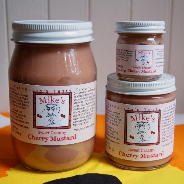 Cherry Mustard Set