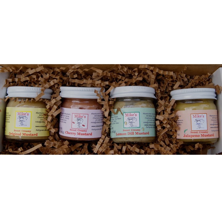 Four Jar Set