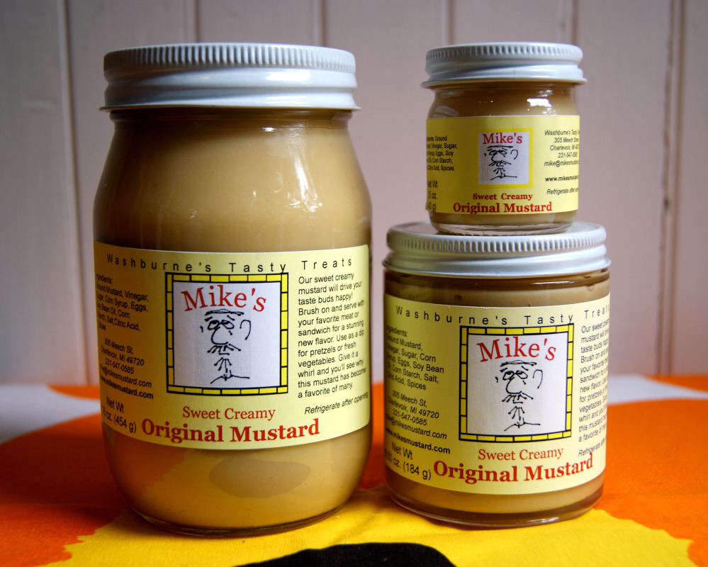 Original Mustard Set