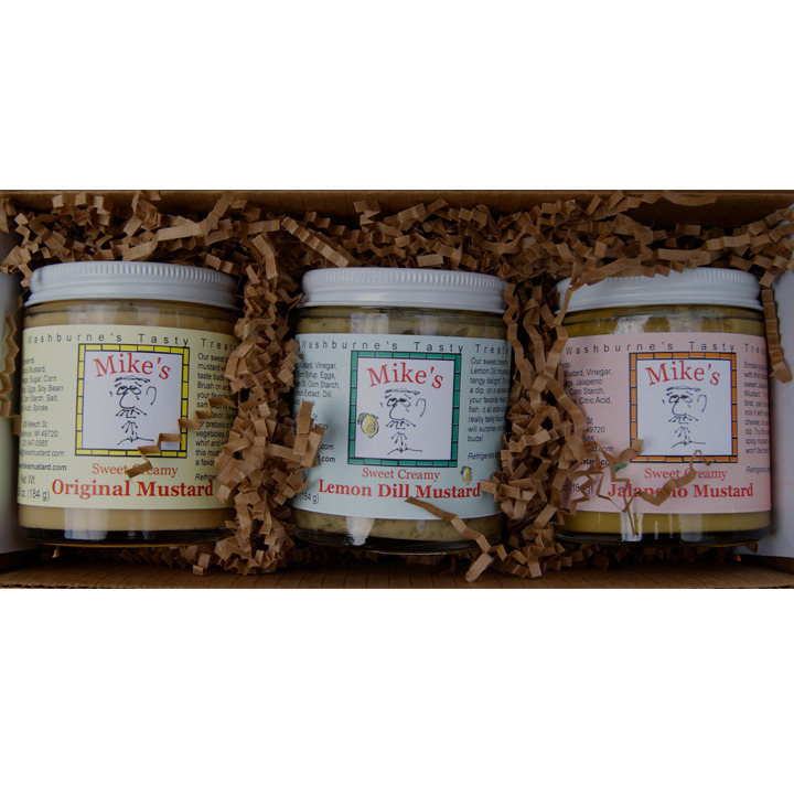 Three Jar Set